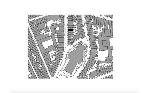 Bovenbouw: Renovierung eines Hauses in der Lovelingstraat, Antwerpen