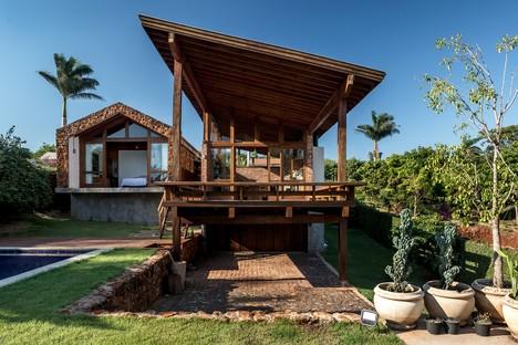 Lake House von Solo Arquitetos