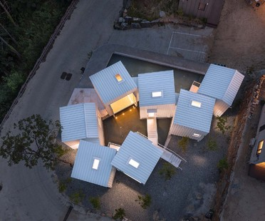Floating Cubes von Younghan Chung Architects