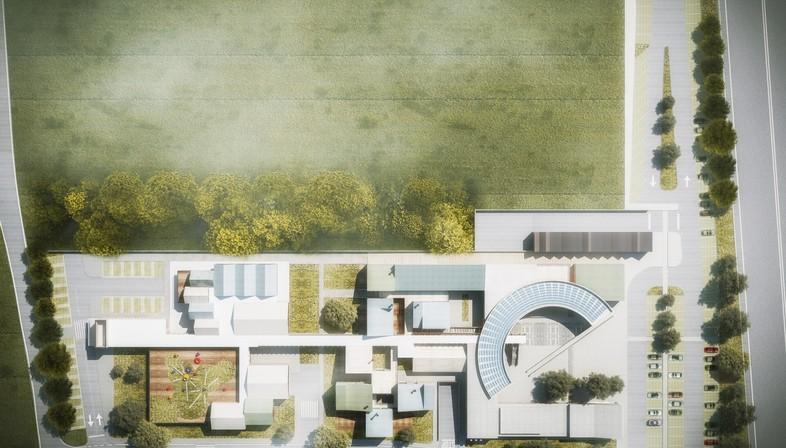 Peluffo&Partners: Projekt Borgo Solidale in Cornedo, Italien