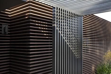 Tierwelthaus von Feldman Architecture: moderner Komfort im wilden Kalifornien