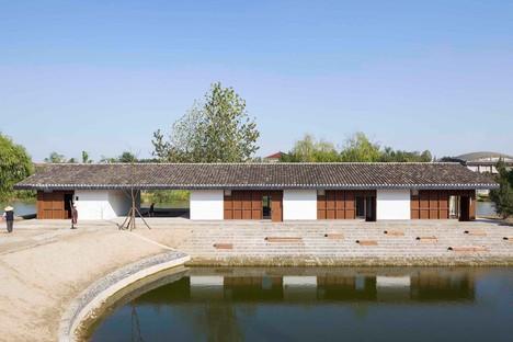 Tsingpu Yangzhou Retreat: Die