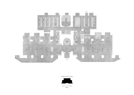 WALL Architectural Bureau für Rasario: Kein Showroom sondern
