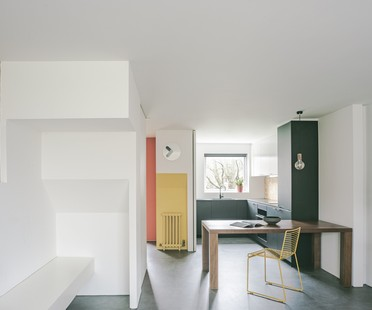 Francesco Pierazzi: Maisonette in Notting Hill, London