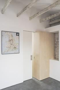 Francesco Pierazzi: Maisonette in Notting Hill, London