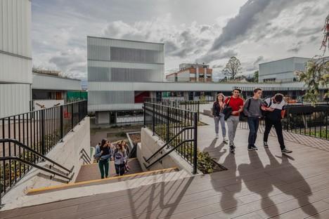 Mazzanti: Erweiterung des Colegio Helvetia in Bogotá