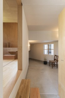 Tato Architects: Functional Cave, Spiralhaus in Takatsuki