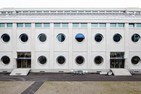 Harry Gugger: Umbau des historischen Silos Erlenmatt in Basel