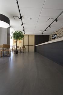 Interview mit Diego Granese: Büros Caffè Motta in Salerno