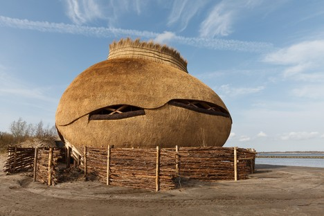 RO&AD + RAU: Observatorium Tij im Naturpark De Scheelhoek, Niederlande