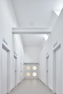 Public Atelier+FUUZE: Ausbau der Vřesovice-Schule