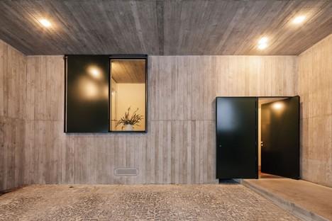 Bak Gordon: Haus in rua Costa do Castelo, Lissabon