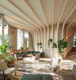 Heatherwick Studio hat das neue Maggie's Centre in Leeds gebaut