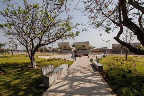 Mazzanti: Erweiterung des Stadions Romelio Martinez, Barranquilla