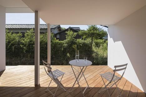 Tato Architects: Haus mit Büro in Hofu