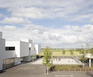Dominique Coulon: Schule Olympe de Gouges in Gidy, Frankreich