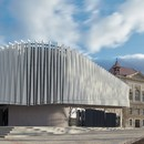 Qarta architektura: Auditorium des College of Polytechnics, Jihlava