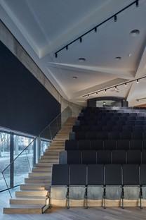 Qarta architektura: Auditorium des College of Polytechnics, Jihlava