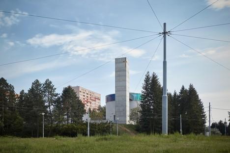 Atelier Štěpán: Kirche der Seligen Maria Restituta, Brünn
