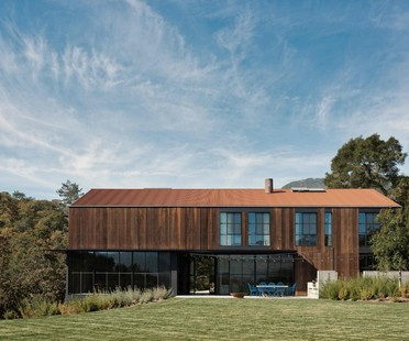 Faulkner: Big Barn, Ferien-Bunkhouse in Napa Valley