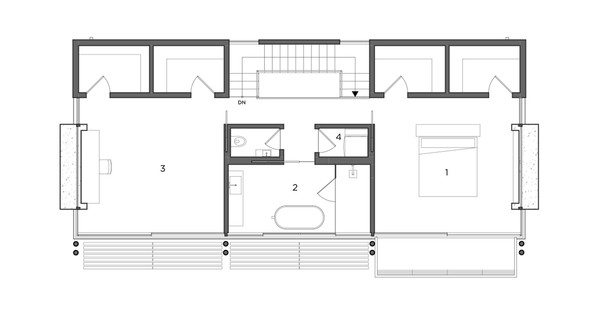 Sunrise von Feldman Architecture