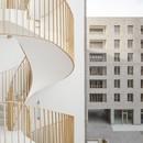 Der Wohnkomplex von Tectône – Architectes Urbanistes für die Ile de Nantes