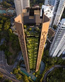 Heatherwick Studio landet mit dem Wohnprojekt EDEN in Singapur