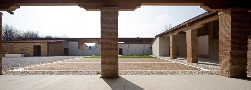 Traverso-Vighy: Corte Bertesina in Vicenza, Italien