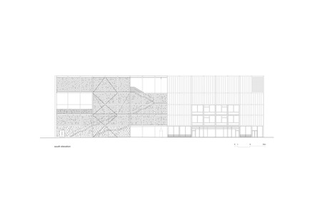 Xaveer De Geyter Architects: 195 Melopee School in Gent