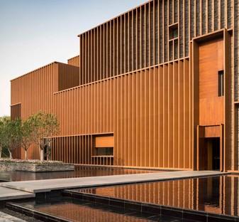 Junshan Cultural Center von Neri & Hu