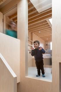 Two and a Half Storey House von Bradley Van Der Straeten Architects