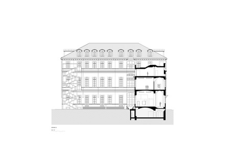 Archisbang+Areaprogetti: Sanierung der Schule Pascoli, Turin