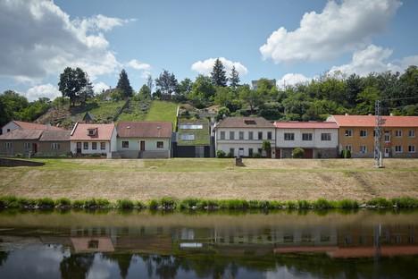 Kuba & Pilař: Villa am Fluss in Znojmo, Tschechische Republik