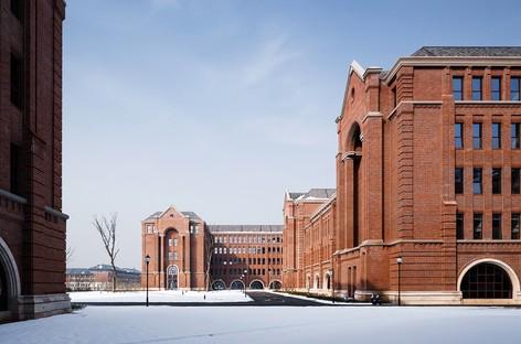 UAD präsentiert den internationalen Campus der Zhejiang Universität in China