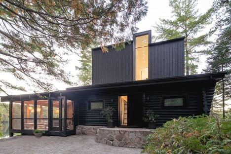 Cottage on the Point von Paul Bernier in Montréal, Kanada