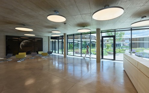 Dietrich Untertrifaller: Legero United Campus in Graz