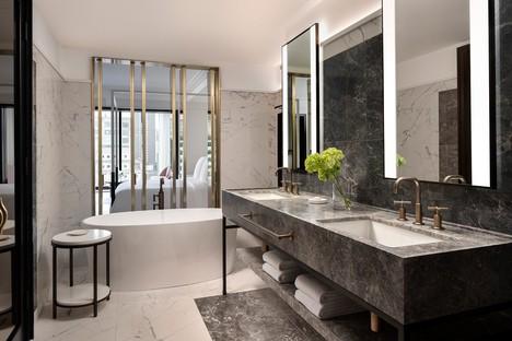 Das Four Seasons Hotel in Montréal, entworfen von Lemay und Sid Lee Architecture