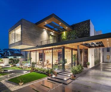 Cantilever House von Zero Energy Design Lab
