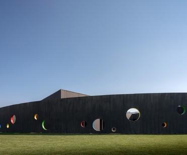 ZAA Zanon Architetti Associati: H-Farm Campus in Roncade, Treviso