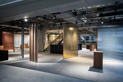 The Playhouse von Pan-Projects, Neugestaltung im Modeviertel Aoyama in Tokio