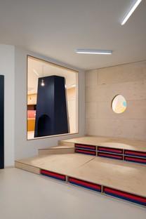 No Architects: Renovierung der Kindertagesstätte Malvína in Karlín