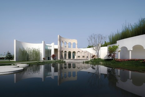 AOE hat das erste chinesisch-italienische Kulturaustauschzentrum in Chengdu, China, realisiert