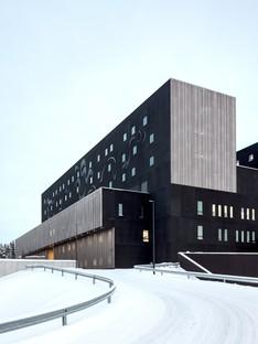 JKMM: Nova Hospital in Jyväskylä, Stadt der Gesundheit