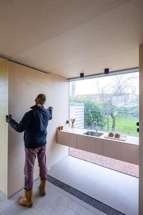Lautenbag: Transformation House, Schutzhütte für Wanderer