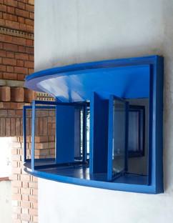 Abin Design Studio: Gallery house in Bansberia, West Bengal, Indien