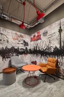 RTL hat sich für seine Berliner Zentrale für die Schweizer Evolution Design entschieden.