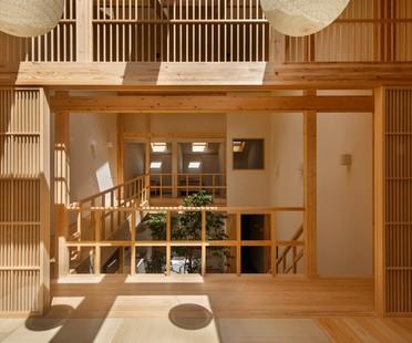 07BEACH Joe Chikamori: Haus in Kyoto