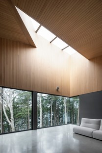 Memphremagog Lake House von Naturehumaine