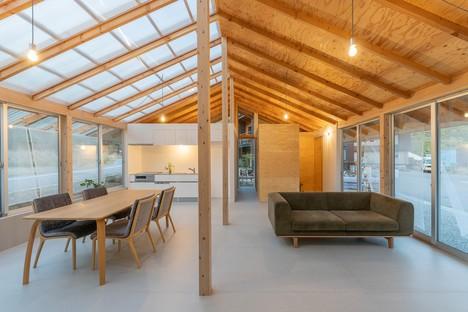 Das Minohshinmachi House, eine von Yasuyuki Kitamura entworfene kostengünstige Schönheit