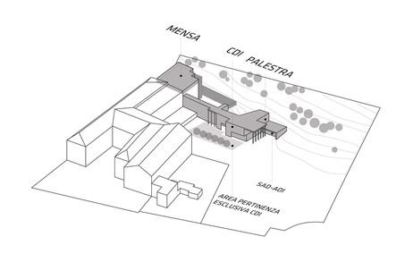 Die neue integrierte Tagesstätte in Nembro trägt die Handschrift von Remo Capitanio